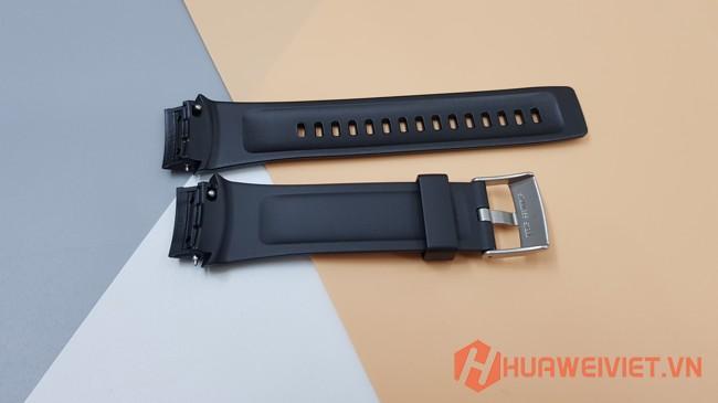dây đồng hồ Huawei Watch 2 chính hãng cao su cao cấp
