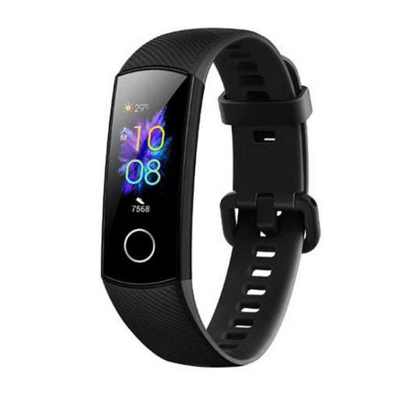 Vòng đeo tay thông minh Huawei Honor Band 5 đen chính hãng giá rẻ Hà Nội, TPHCM
