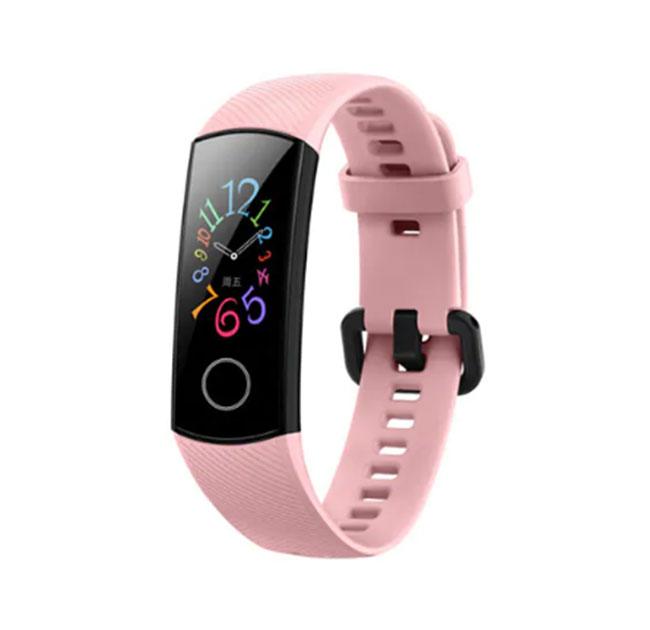 Vòng đeo tay thông minh Huawei Honor Band 5 hồng chính hãng giá rẻ Hà Nội, TPHCM