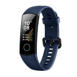 Vòng đeo tay thông minh Huawei Honor Band 5 xanh chính hãng giá rẻ Hà Nội, TPHCM