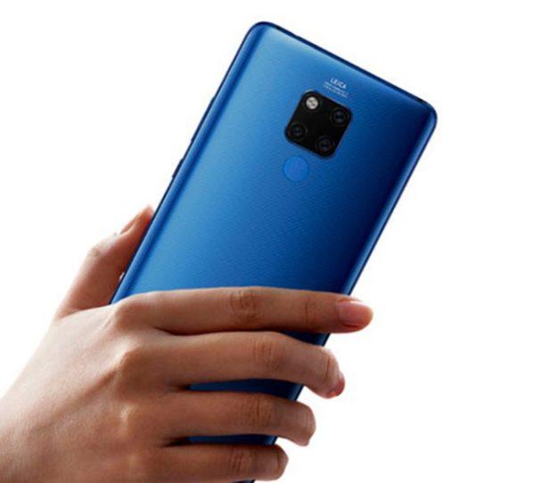 thay thế camera sau Huawei Mate 20 X chính hãng giá rẻ