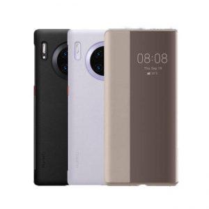 Giá bán bao da Huawei Mate 30 Smart View Flip Cover chính hãng cao cấp bền đẹp rẻ nhất Hà Nội TPHCM