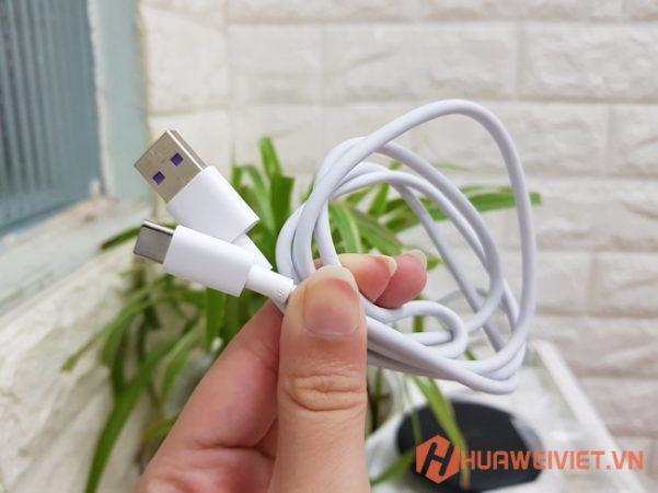 cáp sạc Huawei Mate 30 chính hãng giá rẻ Hà Nội HCM