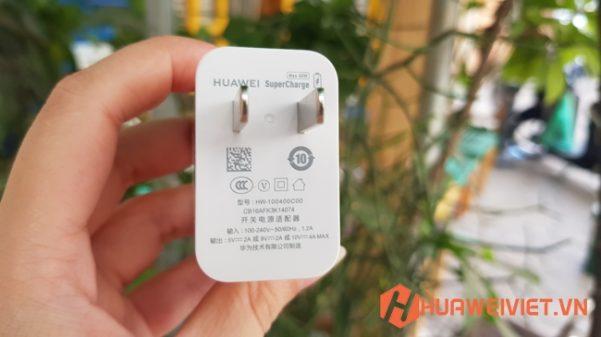 mua củ sạc nhanh Huawei Mate 30 chính hãng giá rẻ có bảo hành