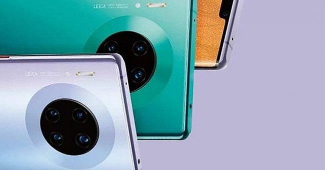 những cải tiền của Huawei Mate 30, Mate 30 pro