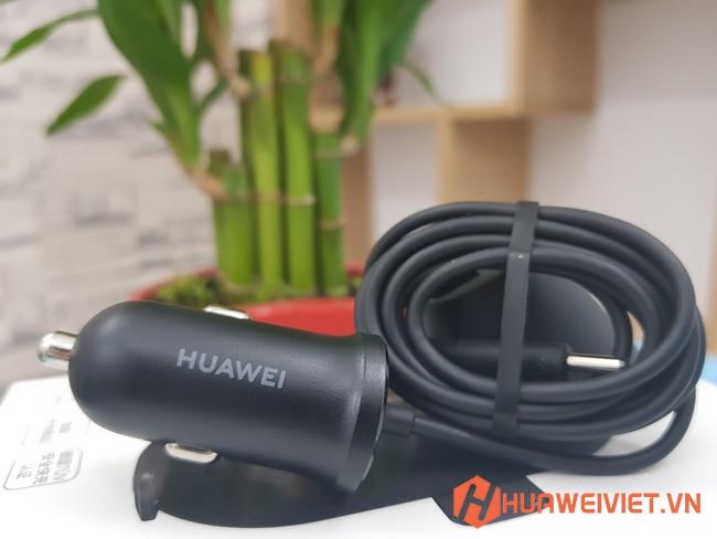 Bộ sạc nhanh không dây trên ô tô Huawei SuperCharge Wireless Car 27W chính hãng cp39s giá rẻ Hà Nội TPHCM