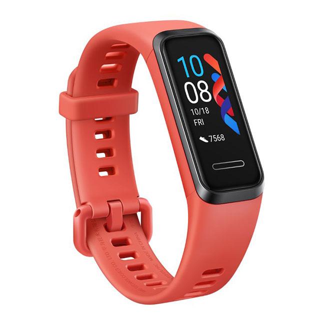 địa chỉ mua vòng đeo tay thông minh Huawei Band 4 cam chính hãng giá rẻ có bảo hành hà nội hcm