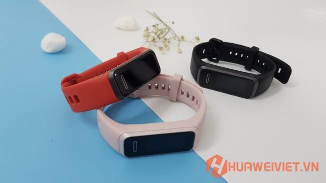 Mua vòng đeo tay thông minh Huawei Band 4 chính hãng có bảo hành giá bao nhiêu ở đâu TPHCM, Hà Nội