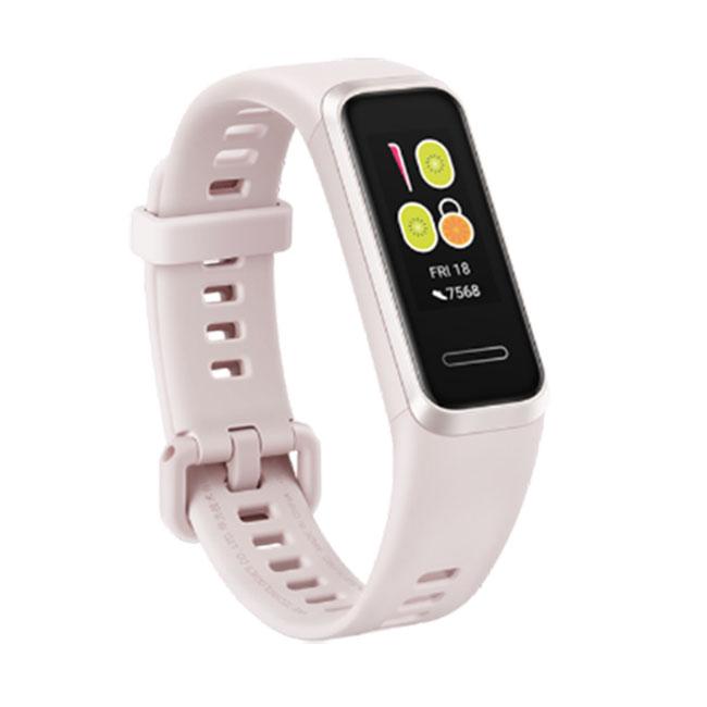 địa chỉ mua vòng đeo tay thông minh Huawei Band 4 hồng chính hãng giá rẻ có bảo hành hà nội hcm