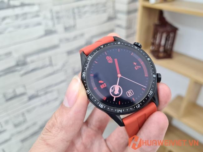 Địa chỉ mua dán PPF full mặt đồng hồ Huawei Watch GT 2 46mm chống xước tốt nhất giá rẻ Hà Nội TPHCM
