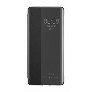 Bao da Huawei P40 Pro Smart View Flip Cover cao cấp chính hãng