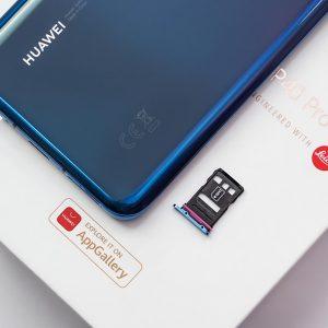 Khay sim khay thẻ nhớ Huawei P40 Pro zin chính hãng giá rẻ Hà Nội TPHCM