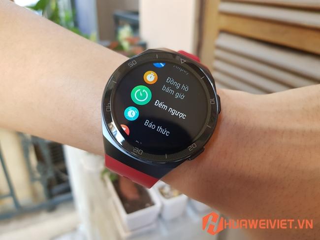đồng hồ thông minh Huawei Watch GT 2E theo dõi giấc ngủ