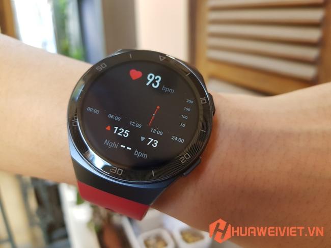 đồng hồ thông minh Huawei Watch GT 2E đo nhịp tim