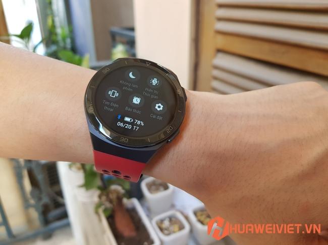 đồng hồ thông minh Huawei Watch GT 2E tiếng việt