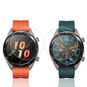 Dán kính cường lực đồng hồ Huawei Watch GT full Gor chính hãng