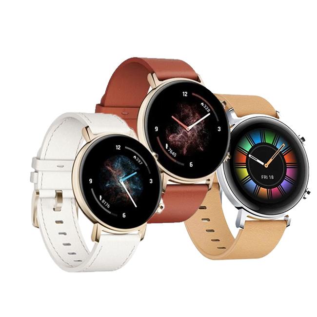 Dây da cho đồng hồ thông minh Huawei Watch GT 2 42mm size 20mm zin chính hãng giá rẻ hà nội tphcm