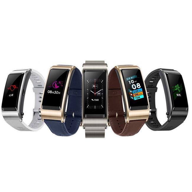 Dây da cho vòng đeo tay Huawei Talkband B5 zin chính hãng giá rẻ hà nội tphcm