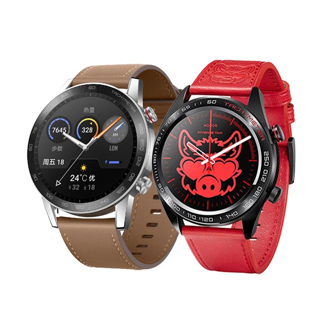 Dây da cho đồng hồ Huawei Watch GT, Honor Magic 22mm chính hãng zin hà nội tphcm