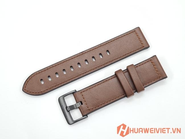 Dây da Silicon đồng hồ Huawei Watch GT 46mm