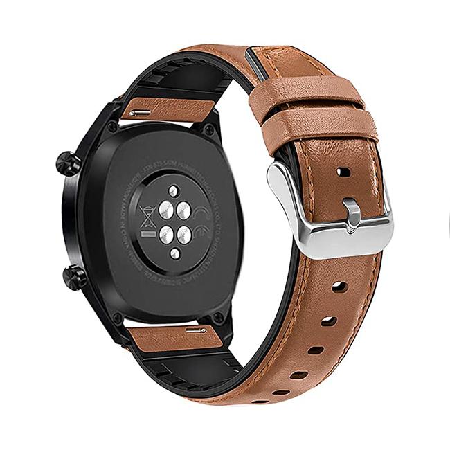 Dây da Silicon đồng hồ Huawei Watch GT 46mm size 22mm chính hãng giá rẻ hà nội tphcm