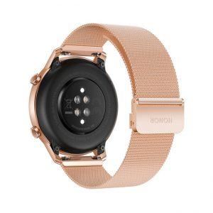 Dây kim loại vàng đồng hồ Huawei Honor Watch 2 42mm zin chính hãng giá rẻ hà nội tphcm