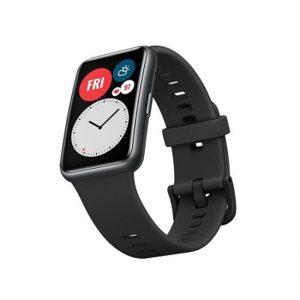 Đồng hồ thông minh Huawei Watch Fit đen giá rẻ