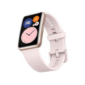 Đồng hồ thông minh Huawei Watch Fit hồng giá rẻ