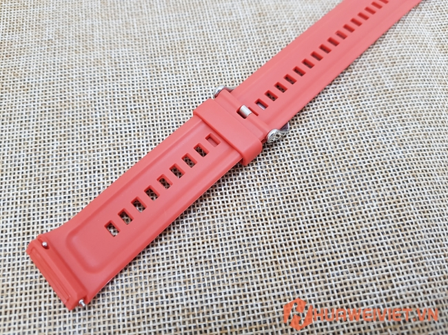 Địa chỉ mua dây đeo cao su cho đồng hồ Huawei Watch GT 2E size 22mm cao cấp giá rẻ ở đâu tại Hà Nội, TPHCM?