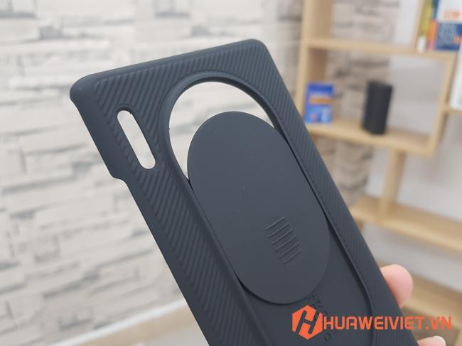 Ốp lưng Huawei Mate 30 Pro Nillkin CamShield che camera sau đẹp