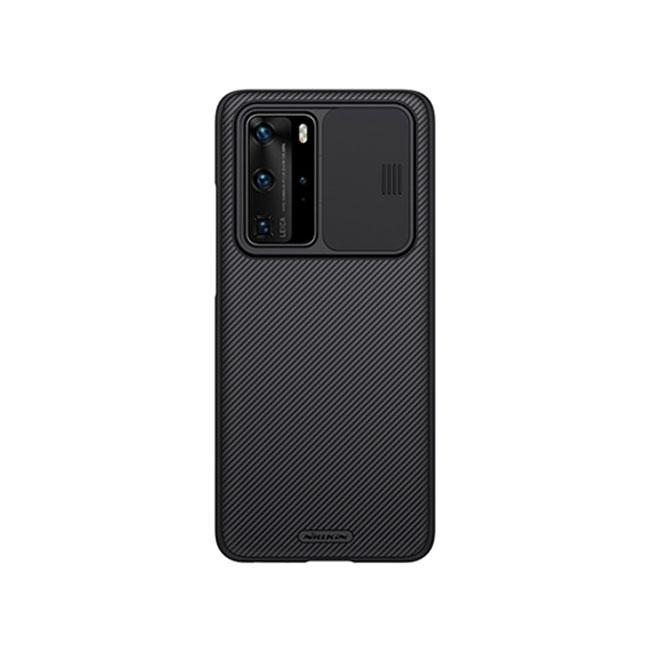 Ốp lưng Huawei P40 Pro Nillkin có nắp che camera sau CamShield đẹp độc chính hãng giá rẻ