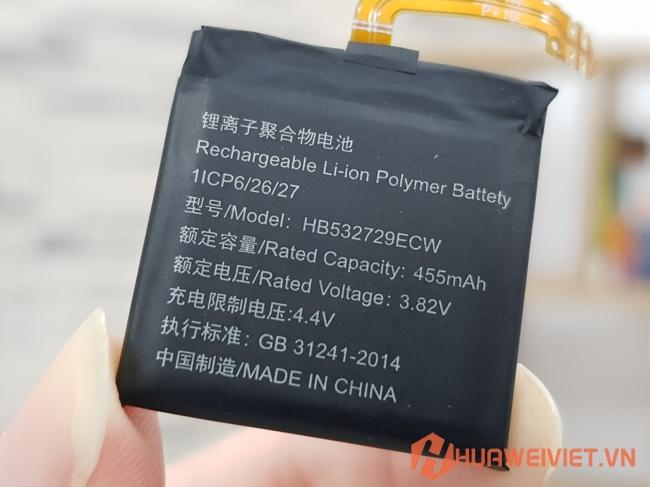 Thay pin đồng hồ Huawei Watch GT 2 46mm zin chính hãng lấy ngay giá rẻ hà nội tphcm