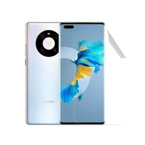 Dán PPF Huawei Mate 40 Pro full màn hình + mặt lưng + camera sau Rock Space tốt nhất