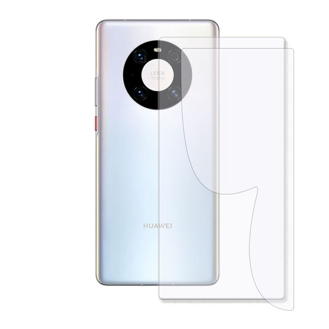Dán PPF mặt lưng Huawei Mate 40 Pro Rock Space chống xước mỏng xịn giá rẻ ở hà nội tphcm
