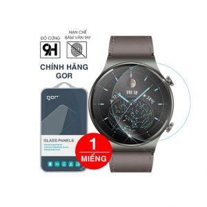 Dán kính cường lực màn hình Huawei Watch GT 2 Pro Gor chính hãng xịn bảo vệ tốt nhất giá rẻ Hà Nội TPHCM