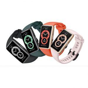 Vòng đeo tay Huawei Band 6 chính hãng mới fullbox giá rẻ ở hà nội tphcm