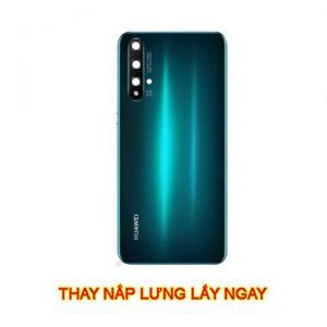 Thay nắp lưng Huawei Nova 5T chính hãng mới zin lấy ngay giá rẻ