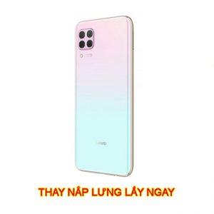 Thay nắp lưng Huawei Nova 7i chính hãng zin mới hàng chuẩn lấy ngay giá rẻ ở hà nội tphcm